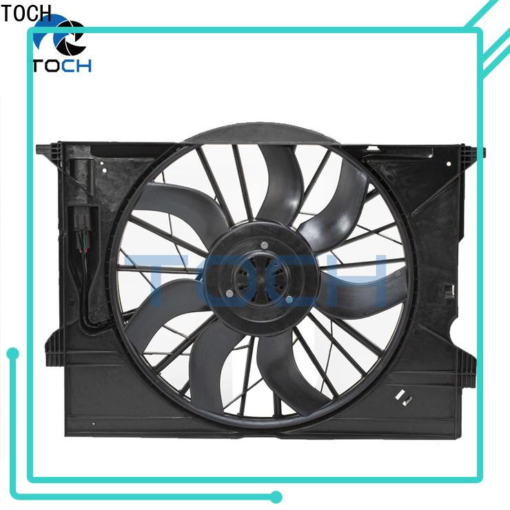 oem mercedes radiator fan supply for sale