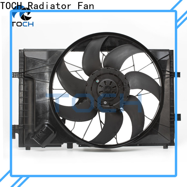 TOCH mercedes benz radiator fan replacement for business for car
