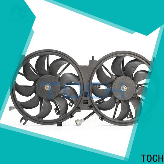 custom radiator fan factory for nissan
