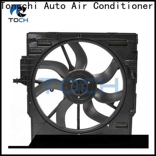 TOCH bmw radiator fan factory for sale