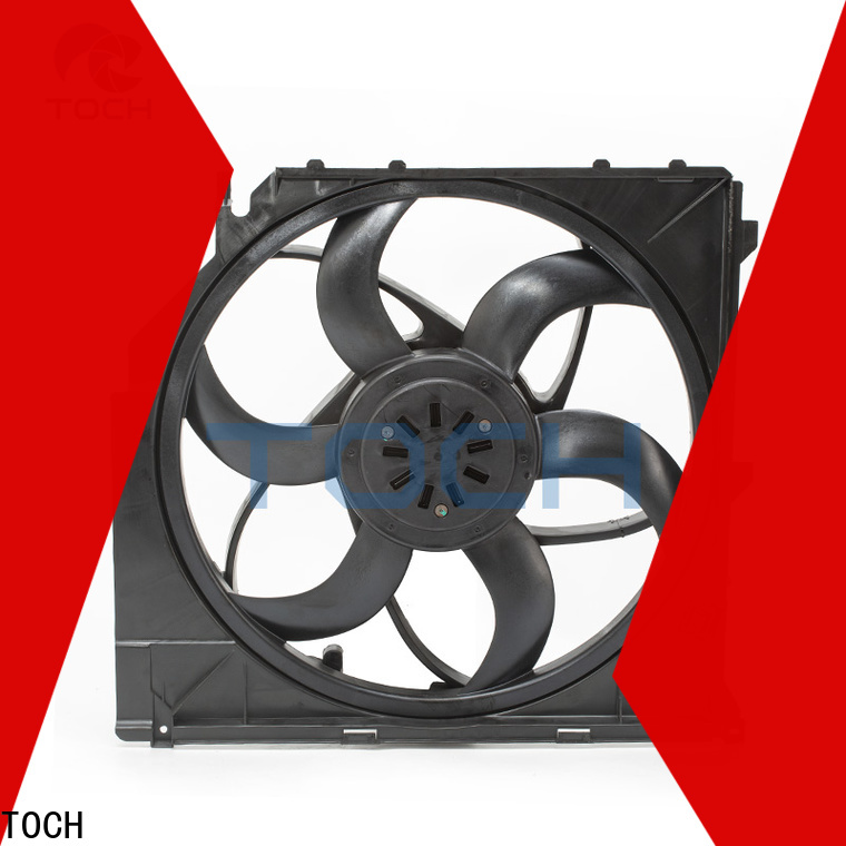 TOCH hot sale best radiator fans company for car