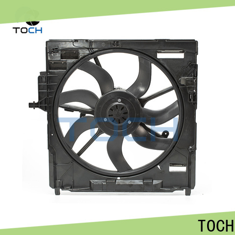 TOCH factory price car radiator cooling fan manufacturers for bmw