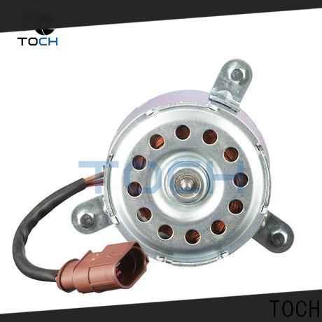 good car radiator fan motor company made in China