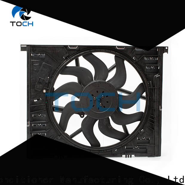TOCH factory price car electric fan suppliers for bmw