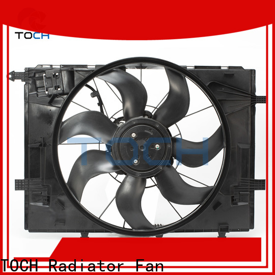 TOCH top cooling fan for car manufacturers for benz