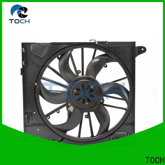 TOCH jaguar radiator fan manufacturing factory price