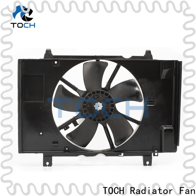 TOCH top best radiator fans company for nissan