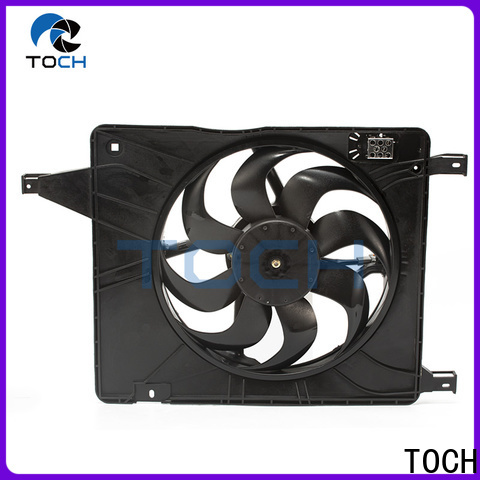 TOCH cooling fan for car suppliers for engine