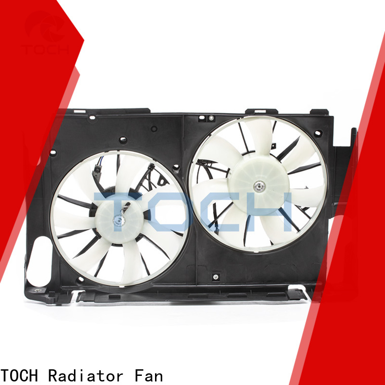 TOCH top toyota cooling fan motor factory for sale