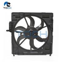 400W Engine A/C Radiator Fan 17428618238/17427598738 For BMW X5 E70