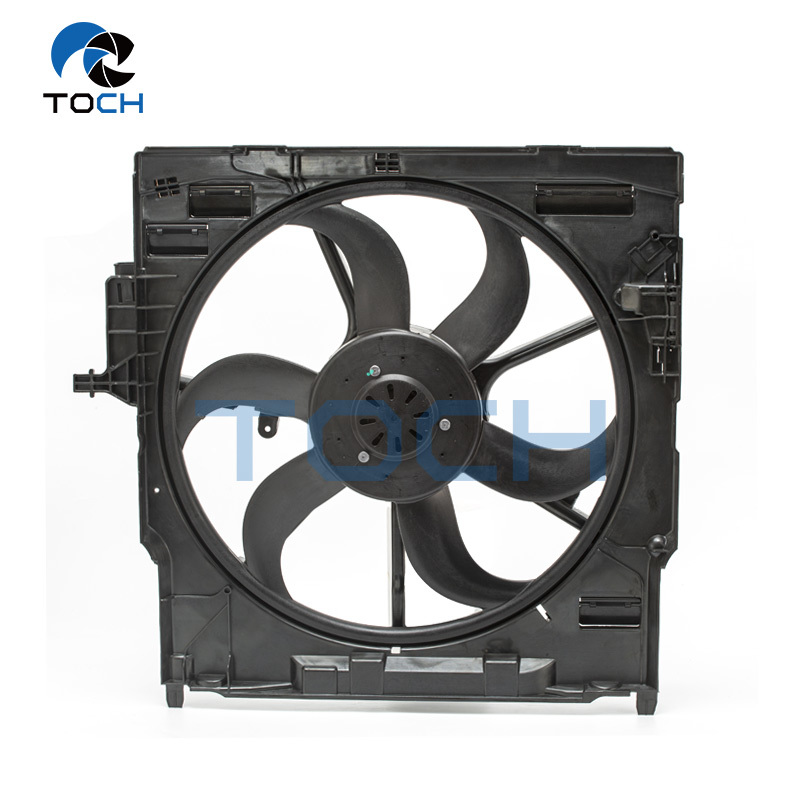 TOCH Brand Radiator Fan Manufacturer 400w BMW X5 Radiator Fan 17428618239 /17427634466