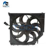 600W Auto Brushless Electric Radiator Fan 17113442089 For BMW X3