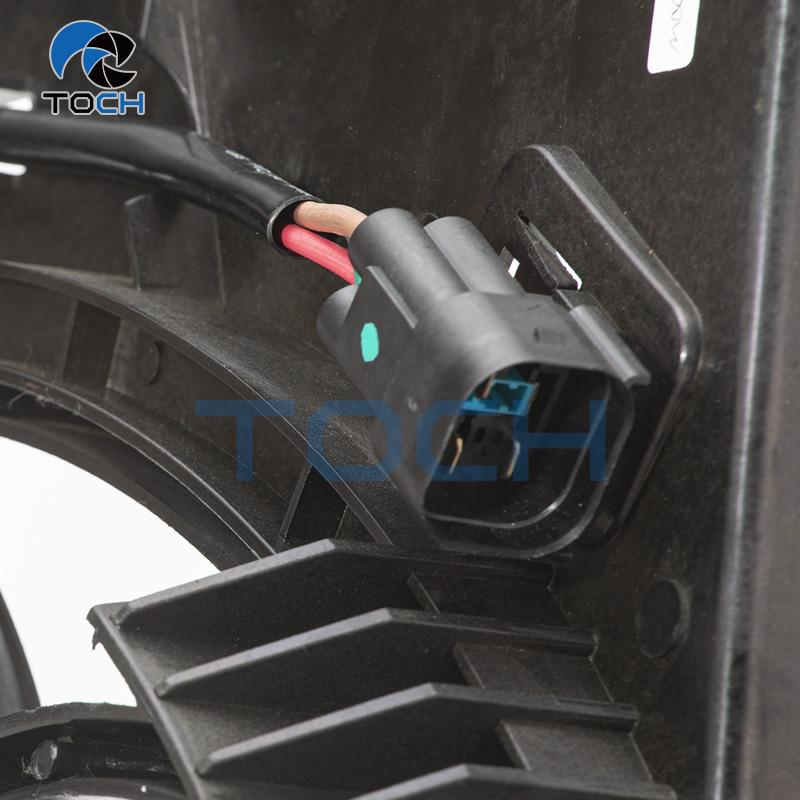 TOCH bmw radiator fan supply for sale-2