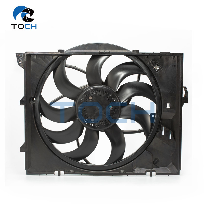 One Year Guaranteed Cooling Fan Assy 17427547305 /17427522055 /17427562080 For BMW 3