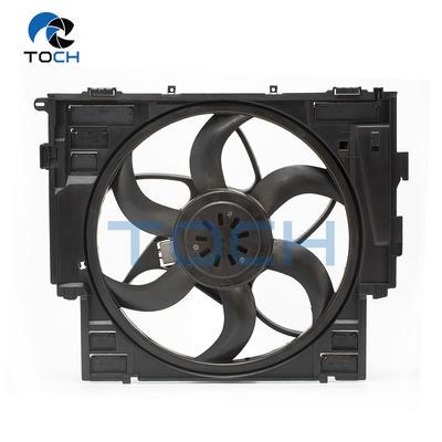 4 Cylinders 400 Watt Auto Electric Fan 17418642160 For BMW 5