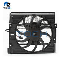 Condenser cooling fan assembly 400w 64548380774 for bmw 7 series