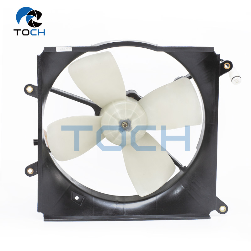 Auto Toyota Cooling Fan Assembly 16363-10010 80W