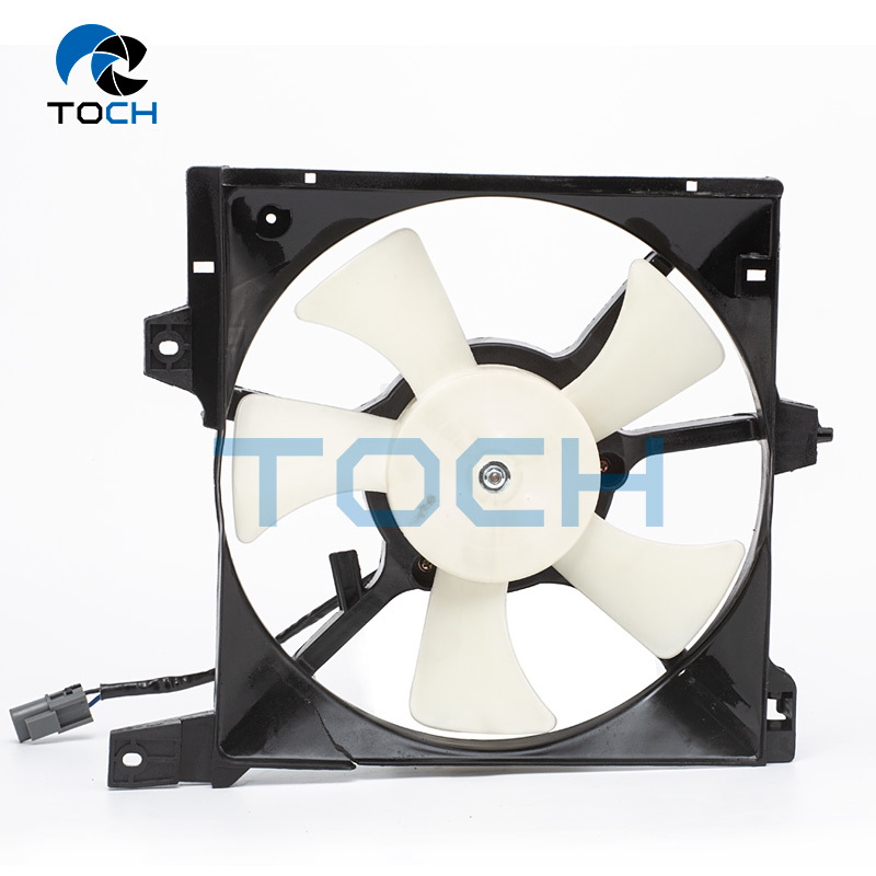 5 Blades Engine Radiator Cooling Fan Assembly 21483-59Y25/21481-60Y25 for Nissan