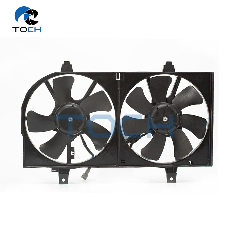 Engine cooling fan assembly 21481-6M100/21483-6M100 for Nissan