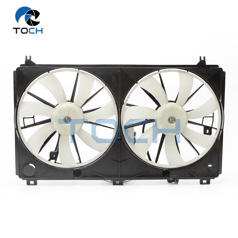 Automobile Engine Radiator Fan 1636131120 1636131130 1636331080 For Lexus/Toyota