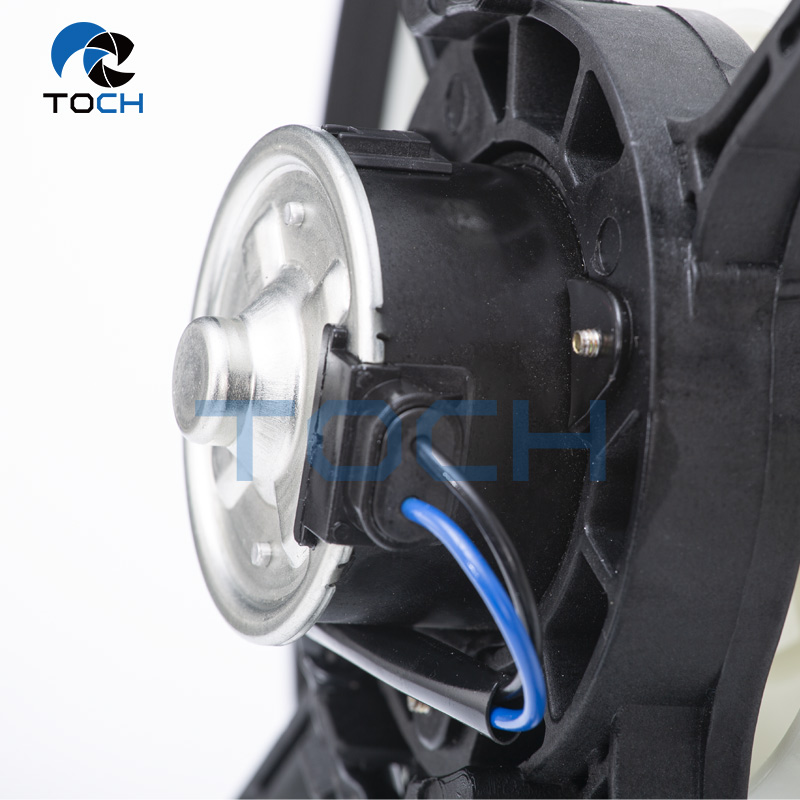 custom radiator fan assembly factory for toyota-2