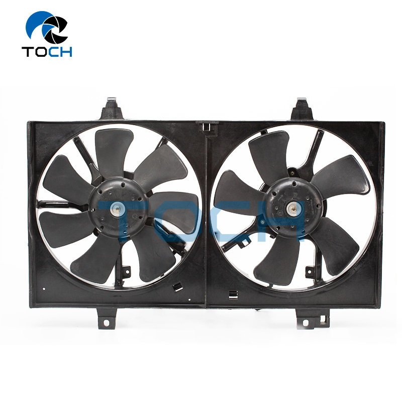 OEM 21590-95F0A Brush Radiator Cooling Fan Assembly 5/7 Blades