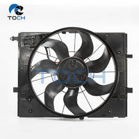 Engine Brushless Radiator Fan Motor A0999065501 for BENZ S CLASS 2013-2020