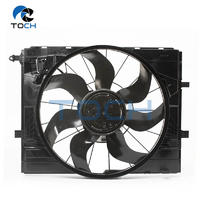 Auto  Brushless Radiator Fan A0999063902  For Mercedes Benz E Class