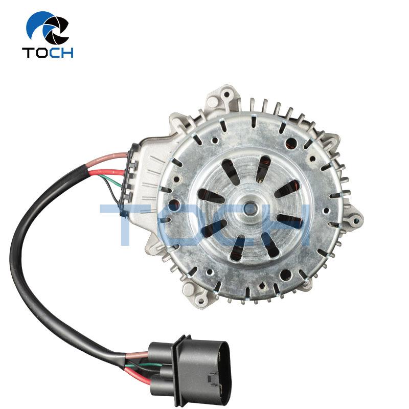 Manufacturer Direct Sale Auto Radiator Fan Motor For Audi Car Aftermarket Parts