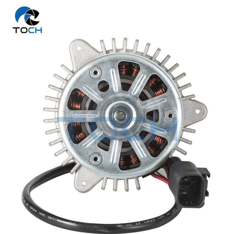 Auto Air Conditioner Electric Fan Motor Replacement 400W For BMW E53