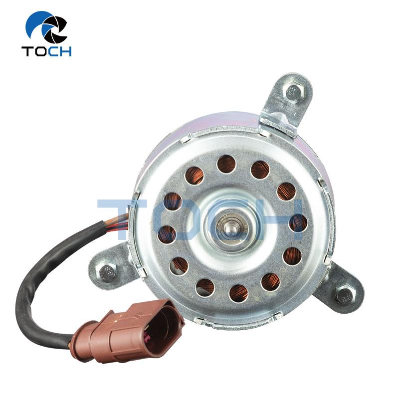Automobile Low noise A/C Condenser Fan Motor For VW/AUDI/SKODA