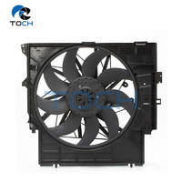 Auto Radiator Fan Replacement Car Parts 17427560877 For BMW X3 600W