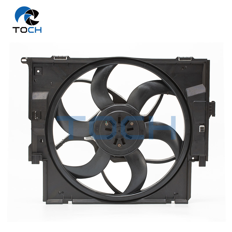 Vehicle AC Radiator Fan 17428641963 /17427640509 For BMW 3 Aftermarket Parts