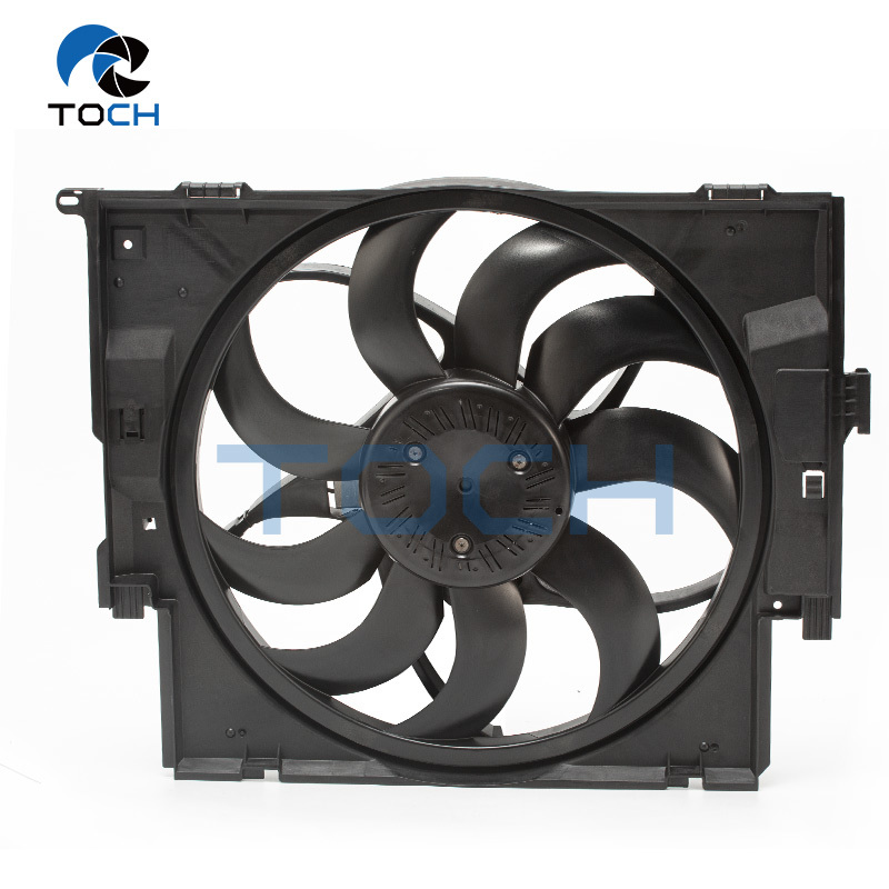 Auto Air Radiator Cooling Fan 17428641964 /17427640511 For BMW 3