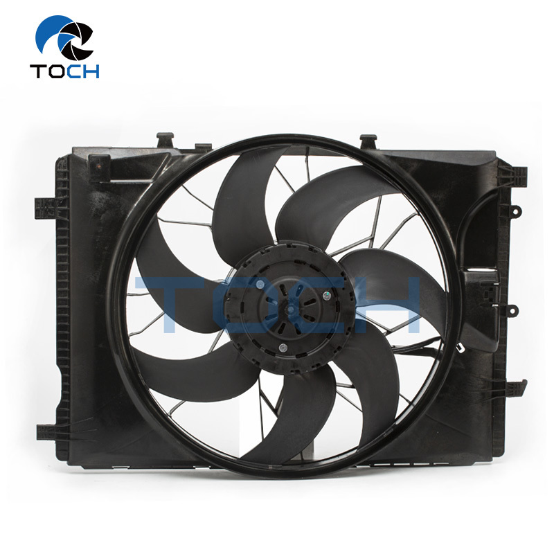 AutoRadiator Auxiliary Fan Assembly A2045000293 /A2049066802 For BENZ