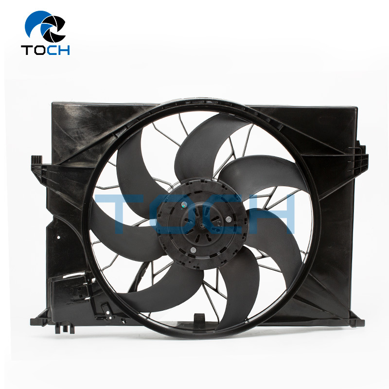 Auto Spare Parts For Benz Aftermarket Radiator Cooling Fan 600W A2215000993/A2215000493/A2215001193