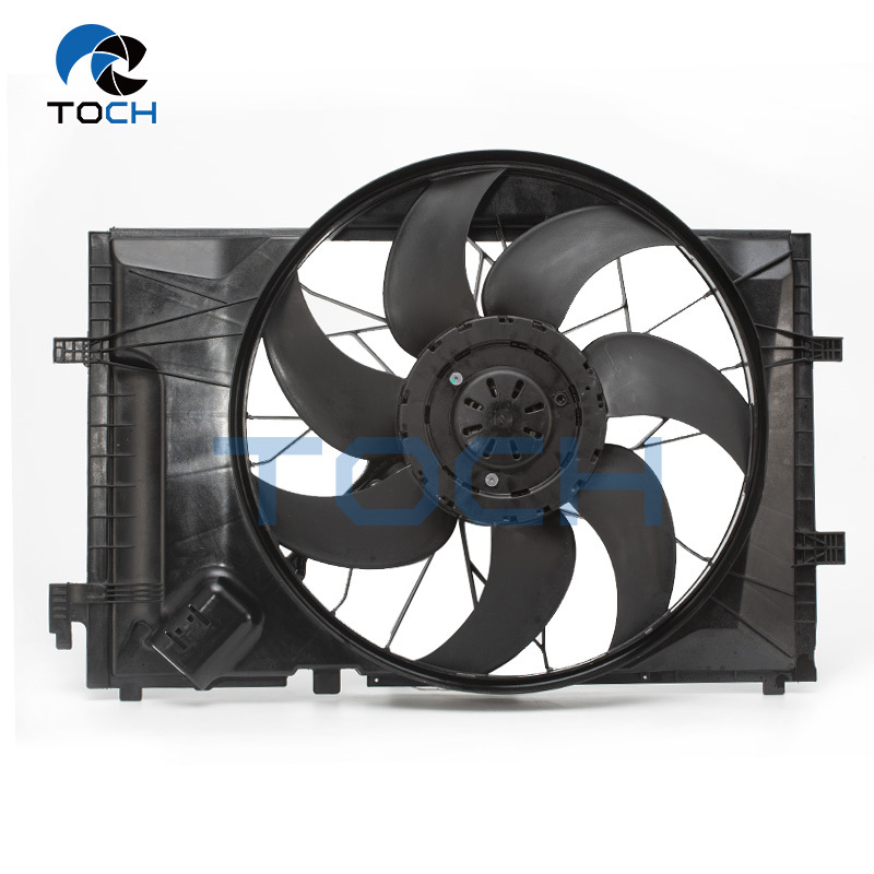 Chinese Manufacturer Radiator Fan Auto Engine Parts A2035001693 /A2035000493 /A2035000293 /A2035000093 For Benz