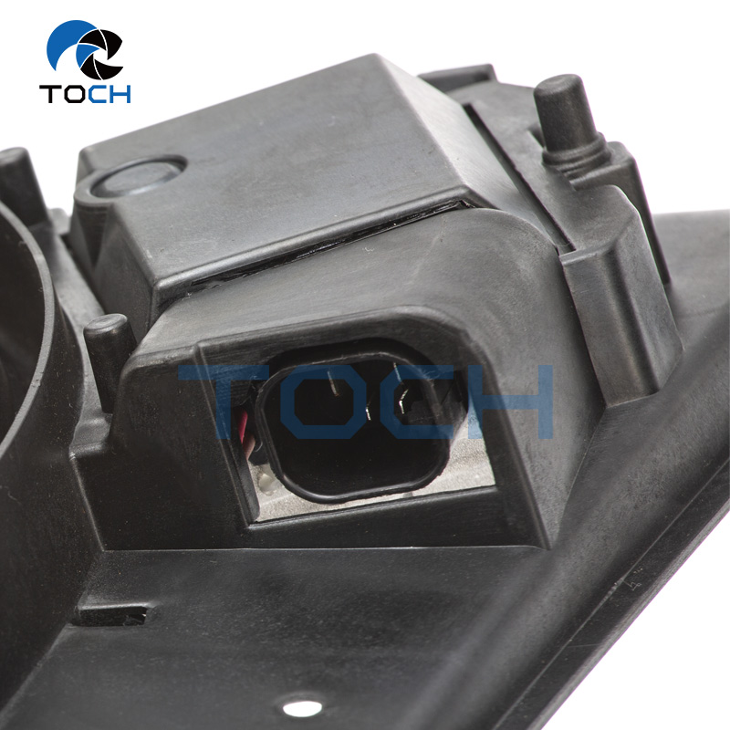 TOCH high-quality brushless radiator fan supply for benz-2