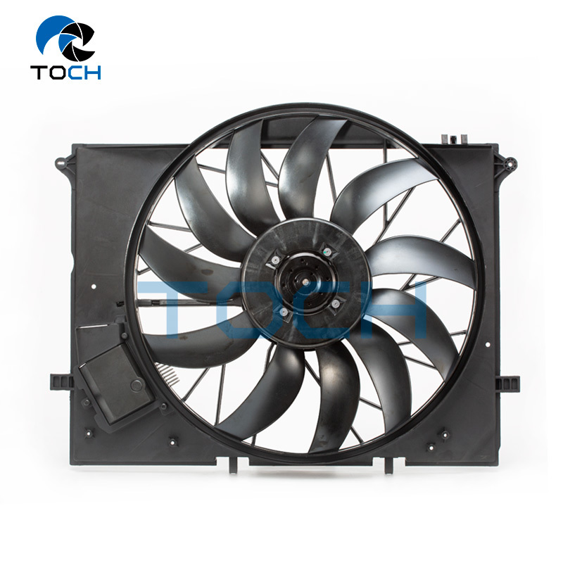 100% Perfect Match Automobile A/C Condenser Radiator Fan A2205000293 For Benz