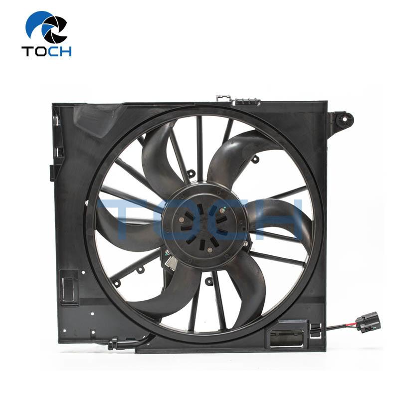 Right Size Match Auto Engine Radiator Cooler Fan For Jaguar 400W C2D42525