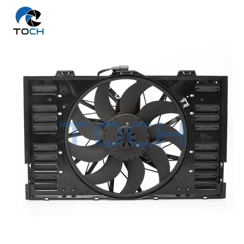 97010606106 600W Auto electric cooling fan for Porsche replacement car part