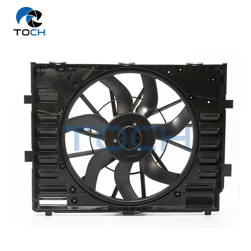 95810606112/95810606131 Auto spare parts radiator cooling fan 600W for Porsche/VW