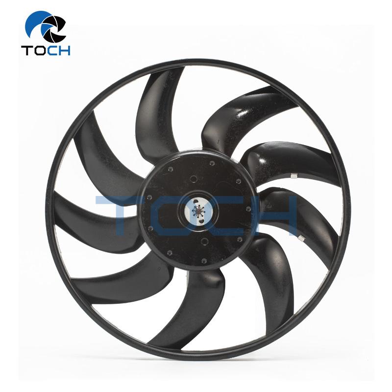 Passenger Car Engine Electric Fan Ventilation System 8K0959455G For Audi