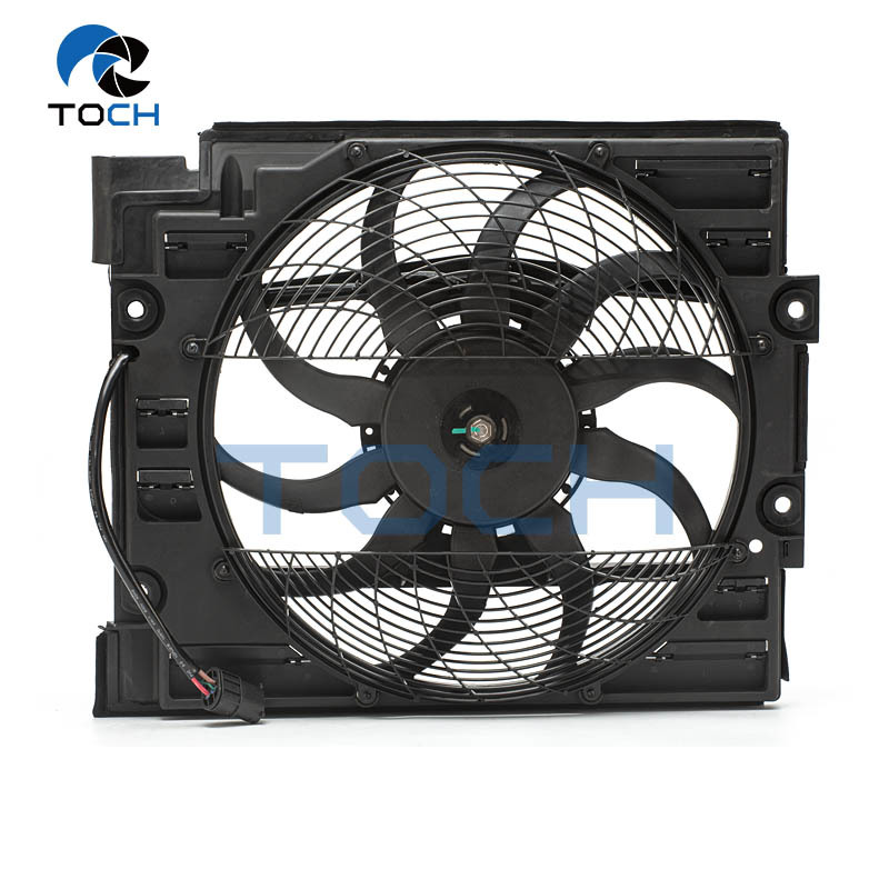 Engine Heat dissipation electric cooling fan 64546921395/64546921946 For BMW 5