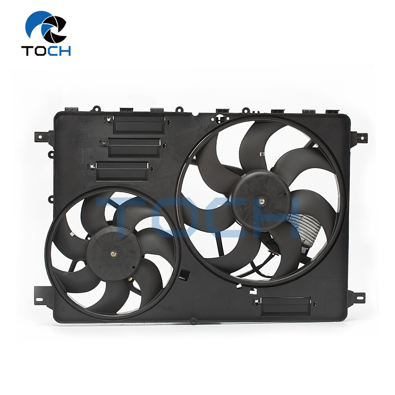 Excellent performance electric radiator cooling fan LR045248 /LR024292 For Land Rover