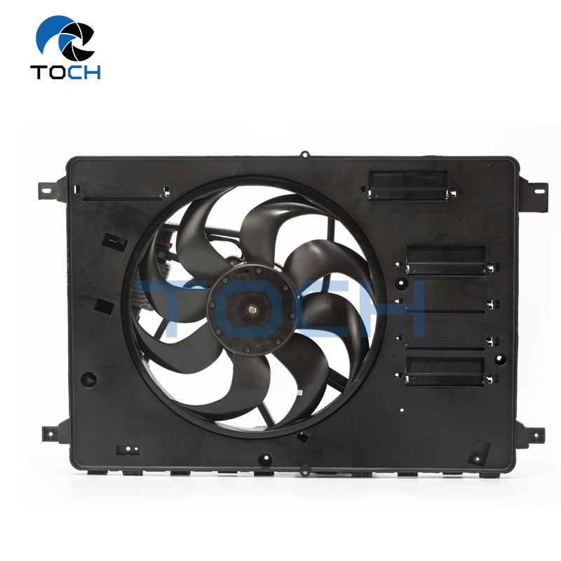 New Aftermarket Parts LR026078 Exceed OE Standard Cooling Radiator Fan For Land Rover
