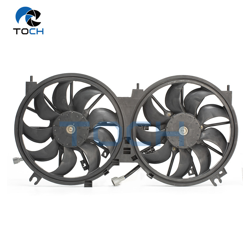 Autoparts New Dual Engine Cooling Fan 21481-1AA0A For Nissan Murano/Quest