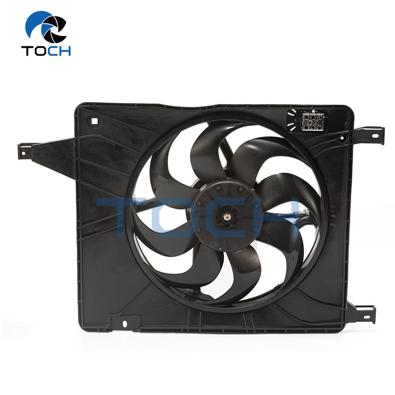 Radiator Cooling Fan Auto Spare Parts Manufacturer 21481-JE40A For Nissan
