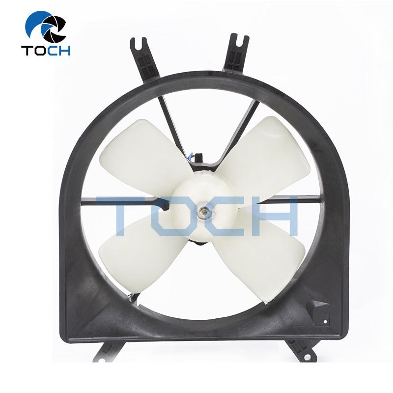 Radiator Cooling Fan Auto Parts 19030PEJ003/19020P08003/19015P08013 For Honda