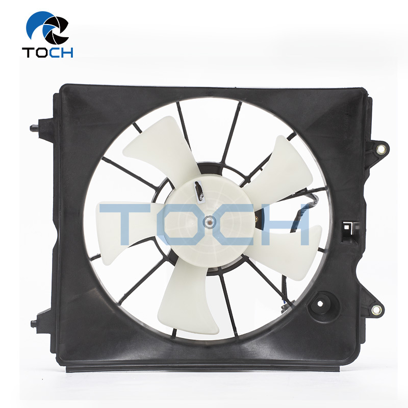 19030-RZA-A01/19020-PNL-G01/19015-RZA-A01 Driver Side Auxiliary Engine Cooling Fan Motor For Honda